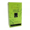 Dr Batra's Skin and Hair Essentials Herbal Hair Color (Black) Cream-150gm